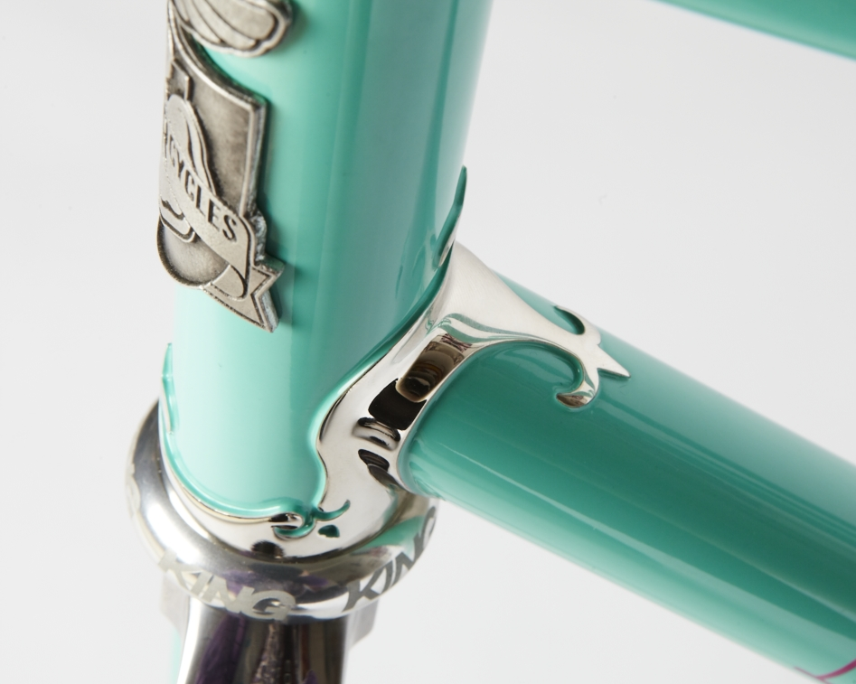 feather cycles mixte