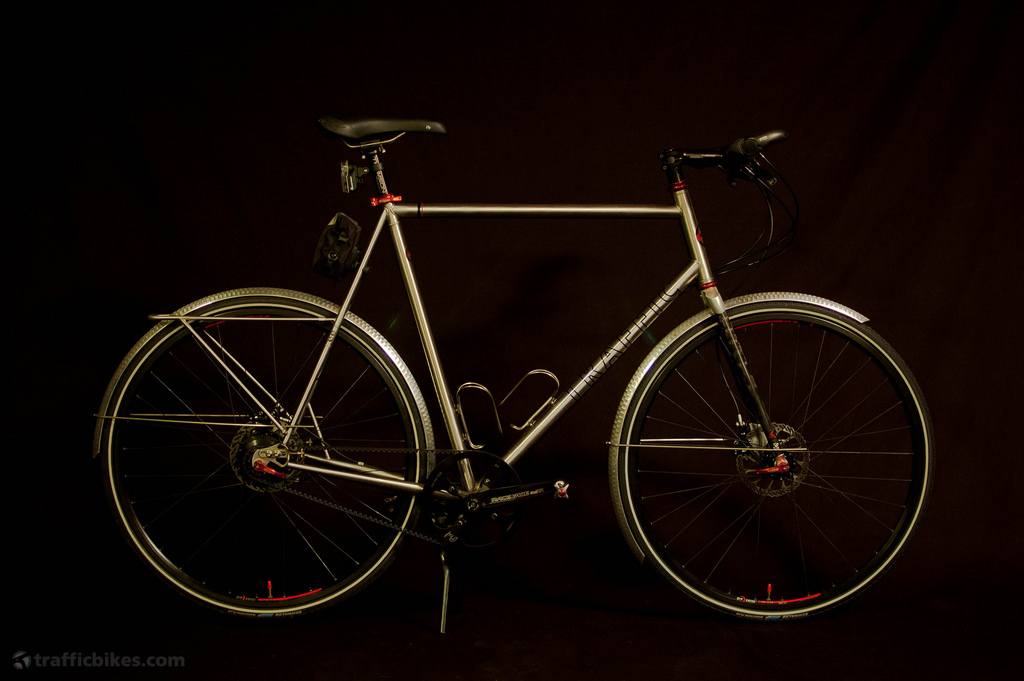 Traffic Bikes: David's Commuter