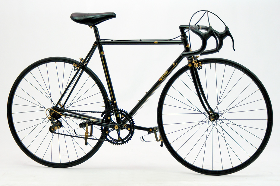 cinelli gold black