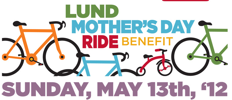 lund bike ride mothers day