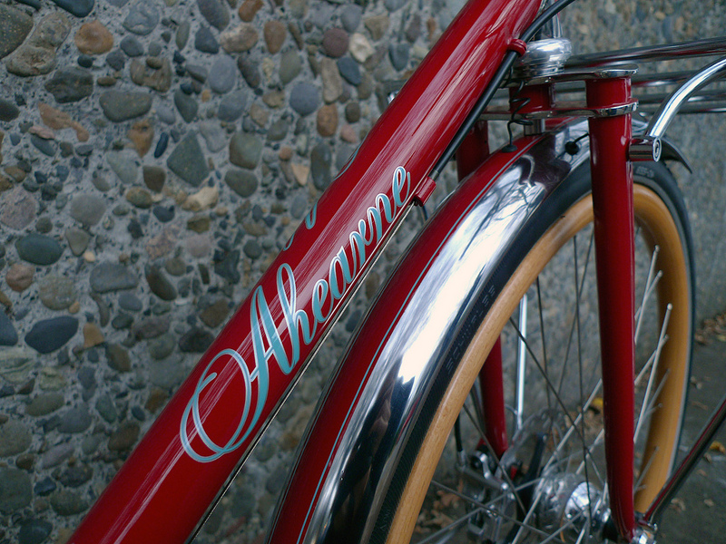 ahearne commuter bike