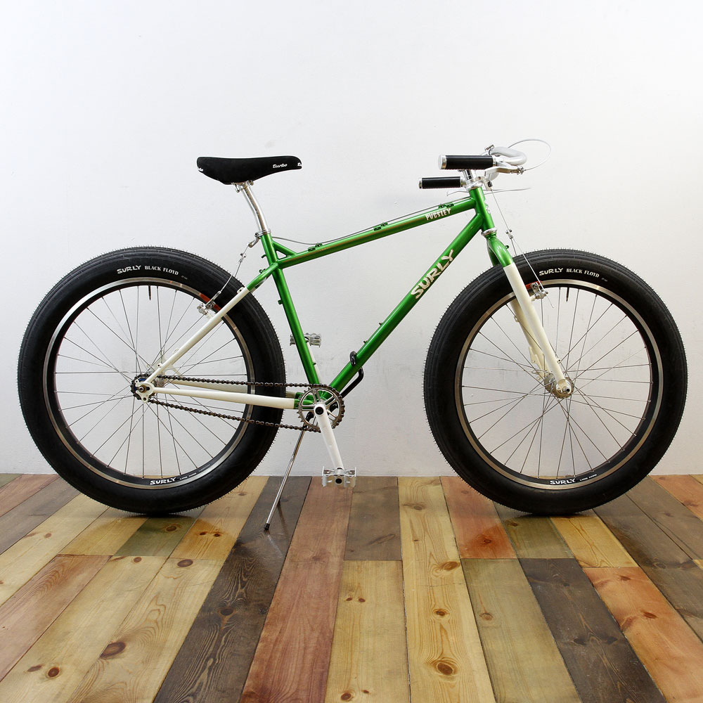 Custom Painted Surly Pugsley By Swamp