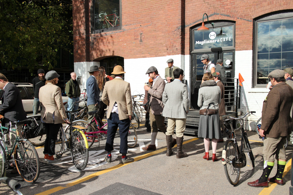 herringbone tweed ride 2013