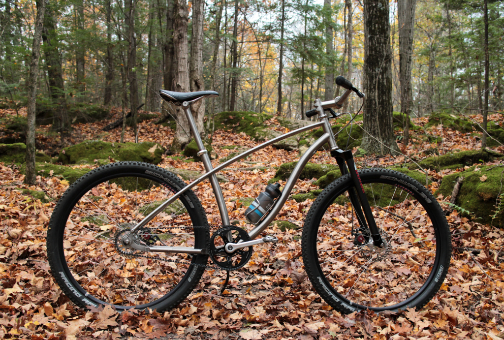 budnitz no 2 650b mountain bike